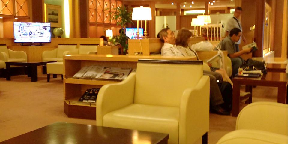 Korean Air KAL Lounge (KIX)