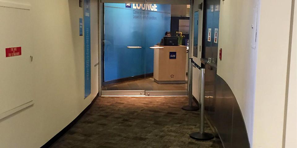 SAS Lounge (EWR)