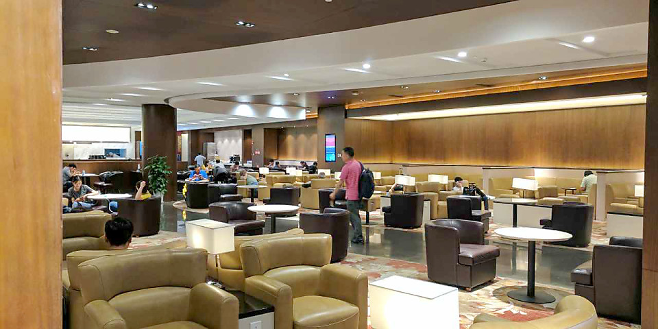 No. 35 China Eastern Lounge (PVG)