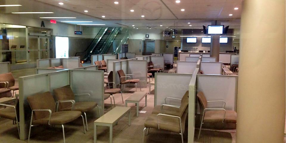 Porter Airlines Lounge (YTZ)