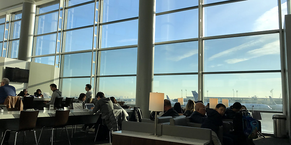 United Club (Pop-Up Location - Gate C124) (EWR)