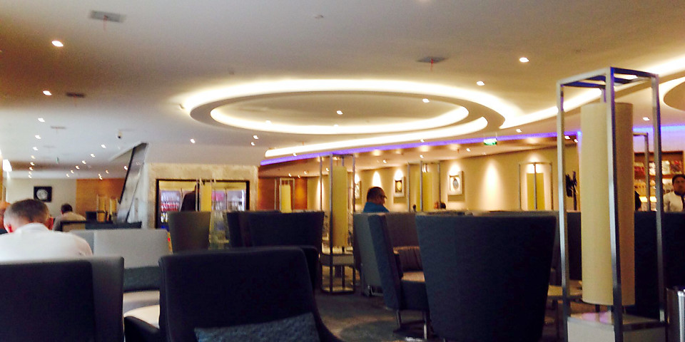 No. 71 Air China Business Class Lounge (PVG)