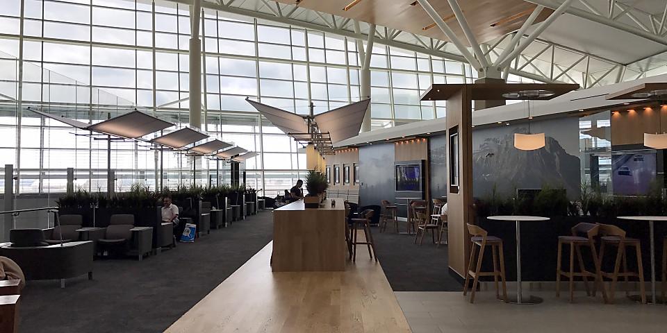 Aspire Lounge (Transborder) (YYC)