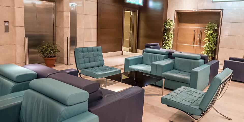 First Class Lounge (CAI)
