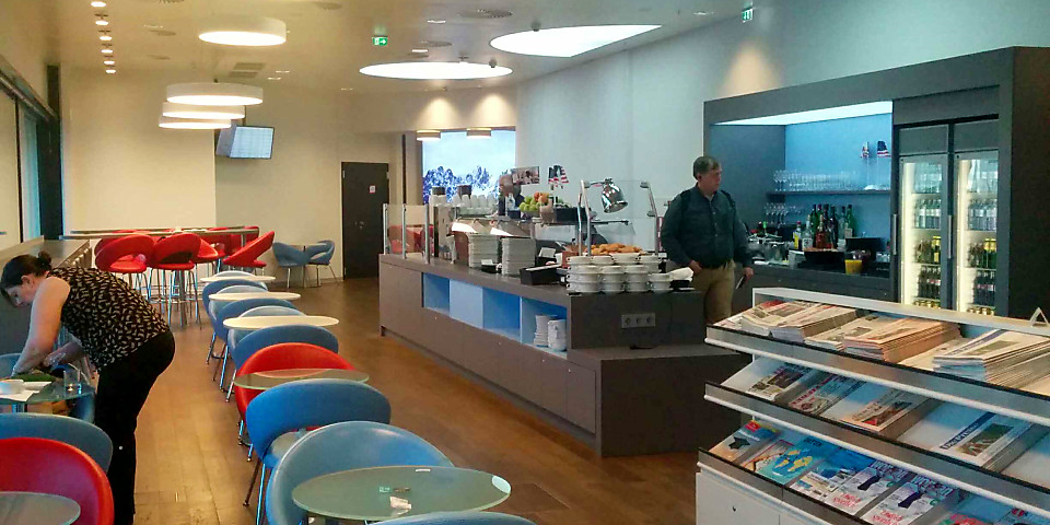 Austrian Airlines Business Lounge (VIE)