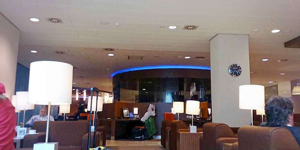 KLM Crown Lounge (25) (AMS)