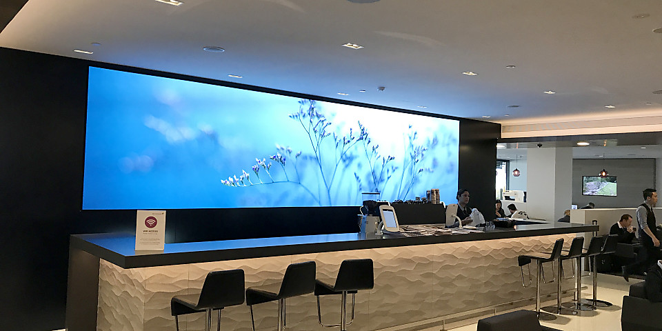 Air New Zealand International Lounge (MEL)