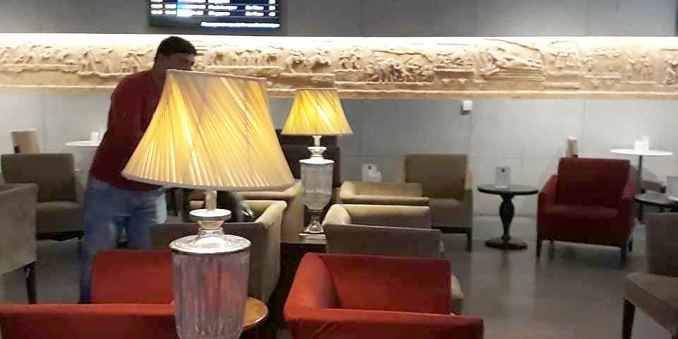 Above Ground Level Lounge (BLR)