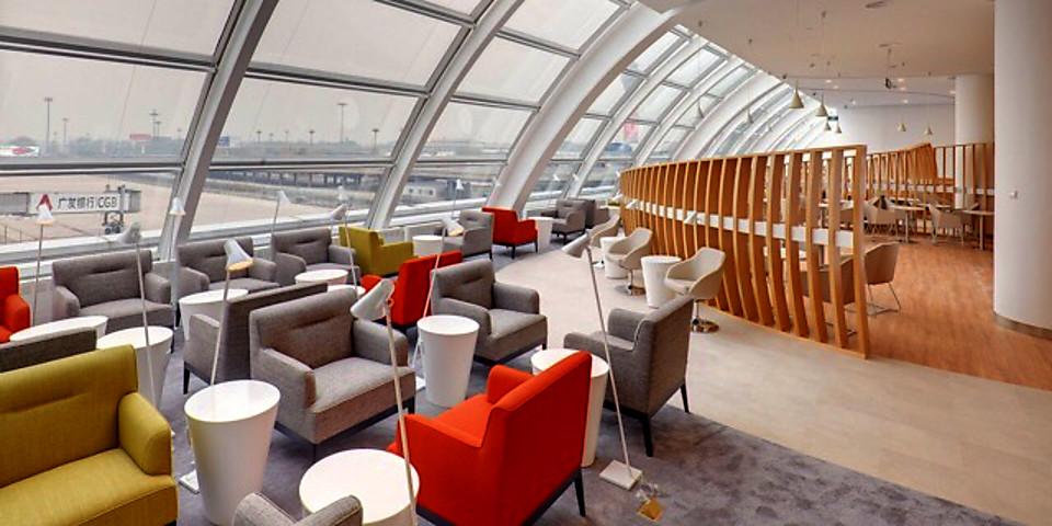 SkyTeam Lounge (PEK)