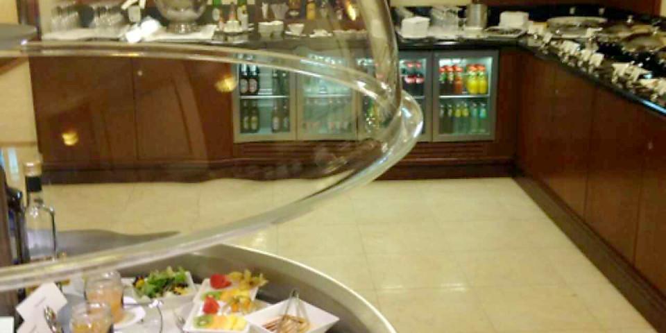 The Emirates Lounge (HAM)