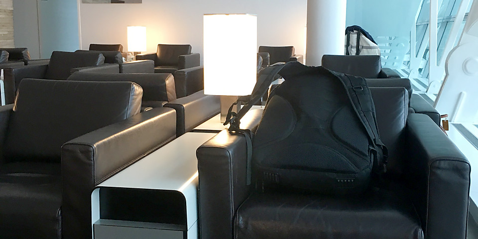 SWISS First Class HON Lounge (JFK)