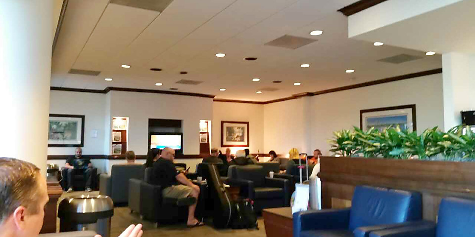 American Airlines Admirals Club (Closed For Renovations) (CLT)