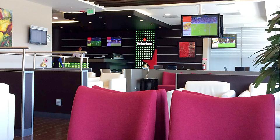 Santamaría VIP Lounge (SJO)
