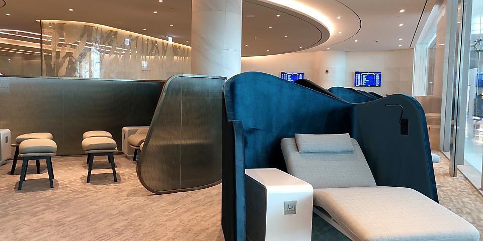 Korean Air KAL First Class Lounge (ICN)