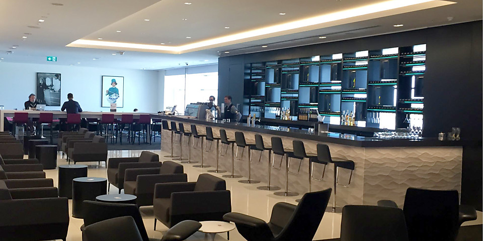 Air New Zealand International Lounge (SYD)