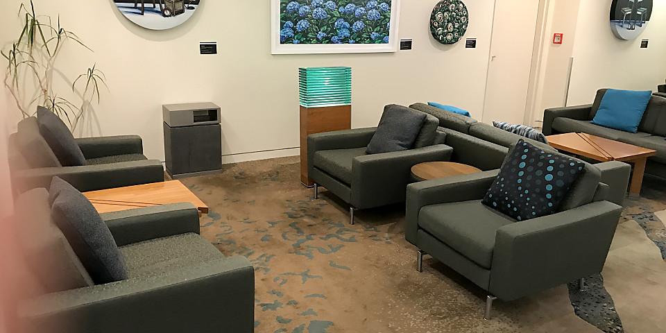 Air New Zealand International Lounge (WLG)
