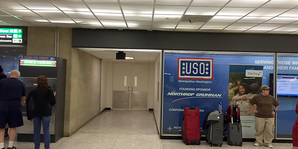 USO Lounge (IAD)