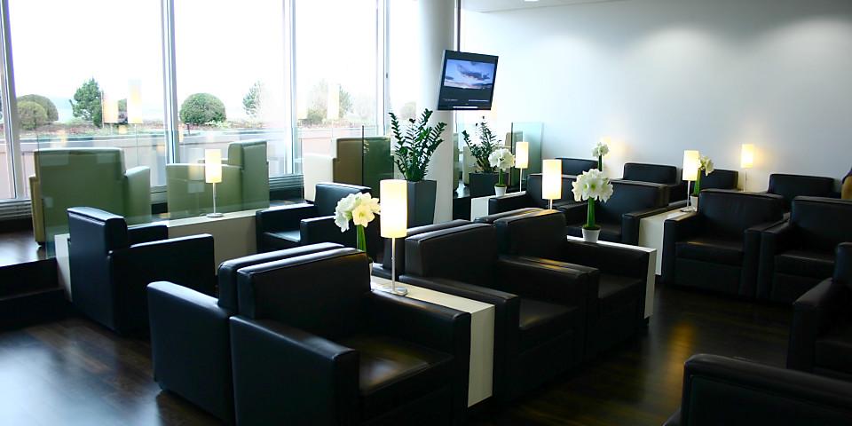 dnata Skyview Lounge (GVA)