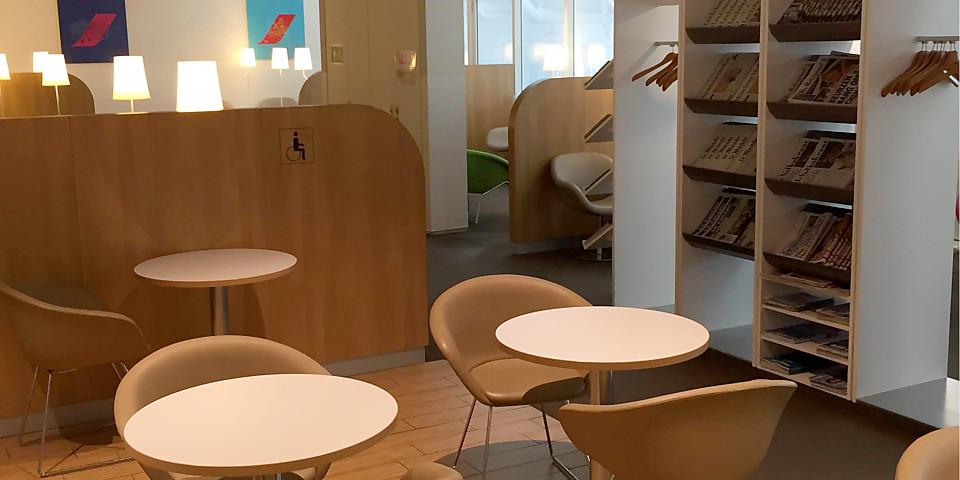 Air France Lounge (MUC)