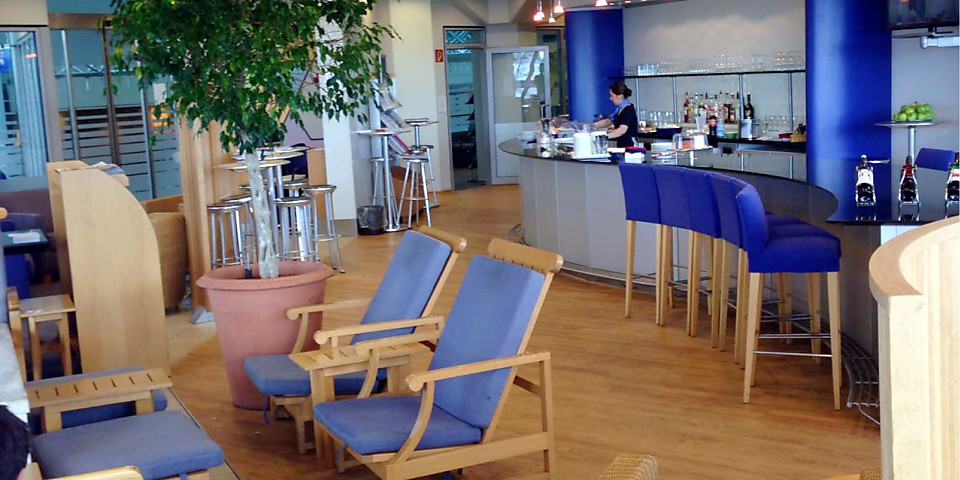 British Airways Terraces Lounge (TXL)