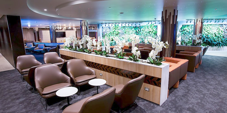 Fiji Airways Premier Lounge (NAN)