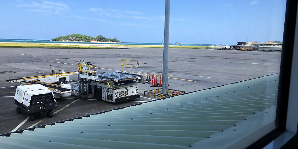 Air Seychelles Salon Vallee de Mai Premium Lounge (SEZ)