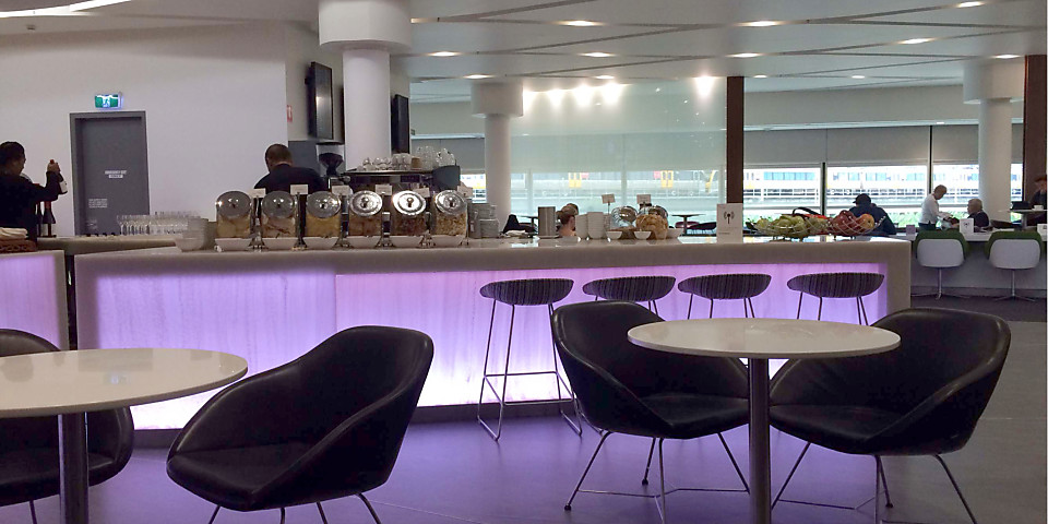 Virgin Australia Lounge (BNE)