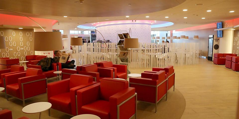 Matryoshka Lounge (SVO)