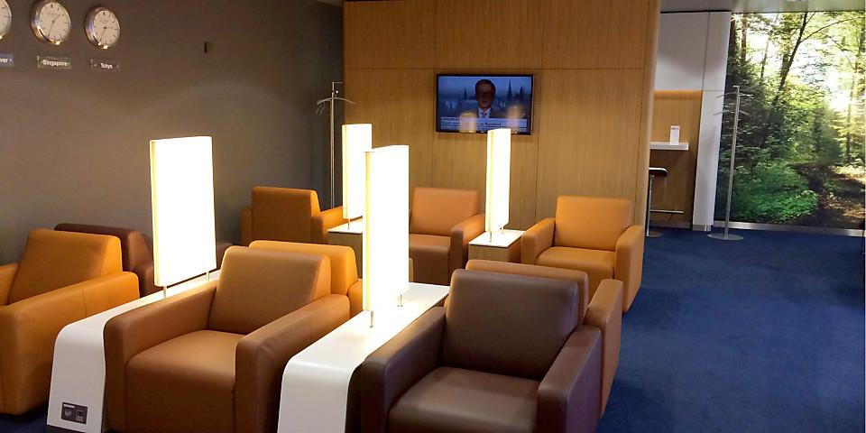 Lufthansa Senator Lounge (HAJ)