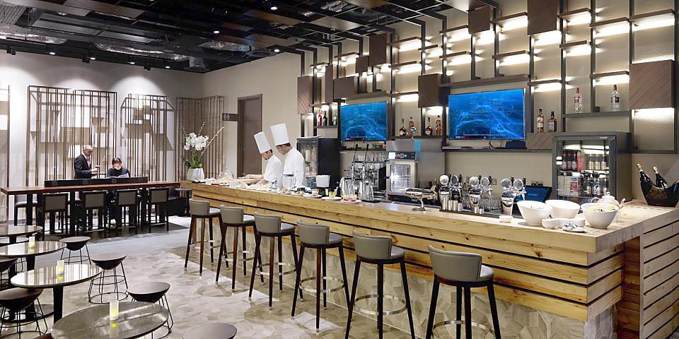Plaza Premium Arrivals Lounge (LHR)