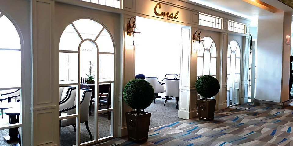 The Coral Premium Arrival Lounge (HKT)
