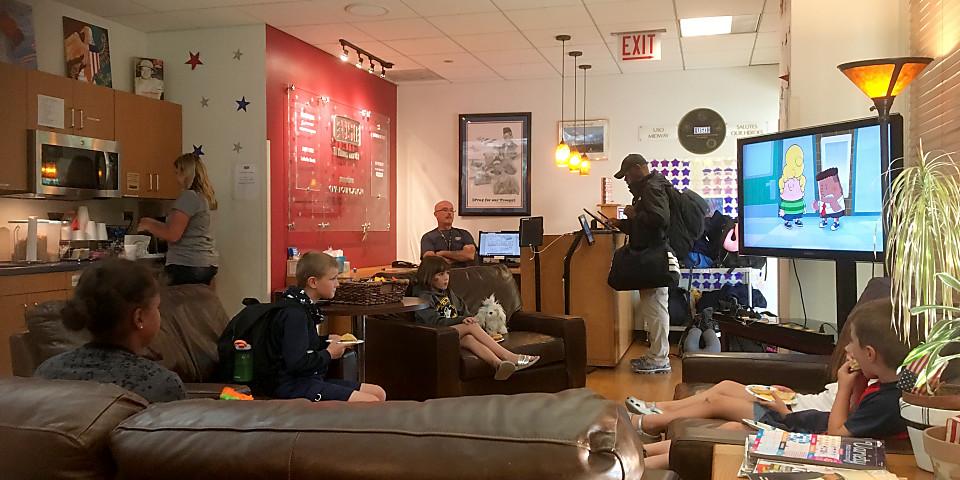 USO Lounge (MDW)