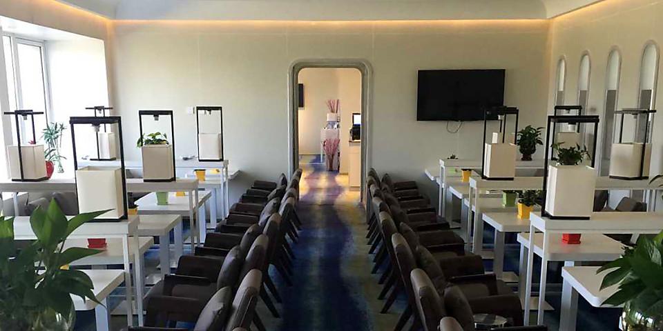 Golden Century VIP Lounge (Gate 19) (HET)
