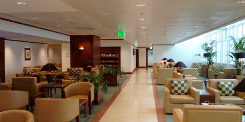 The Emirates Lounge (MUC)