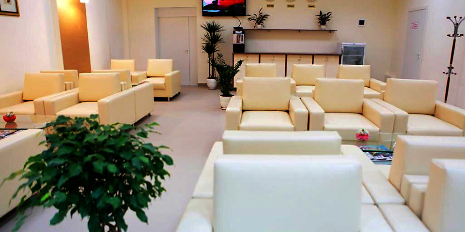 Volgograd Gumrak Airport Business Lounge (International) (VOG)