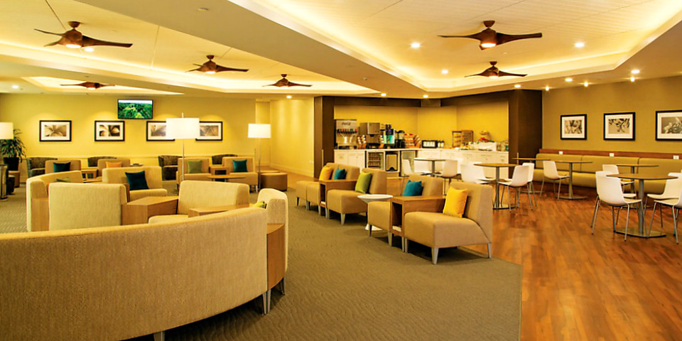 Hawaiian Airlines The Plumeria Lounge (HNL)