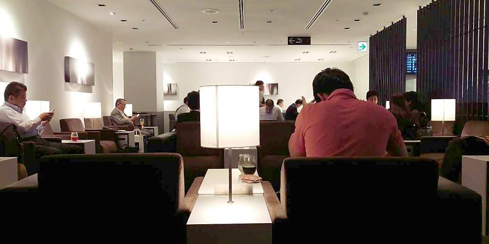 ANA Lounge (FUK)