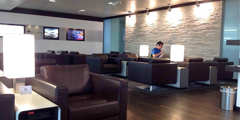 SWISS Senator Lounge (GVA)