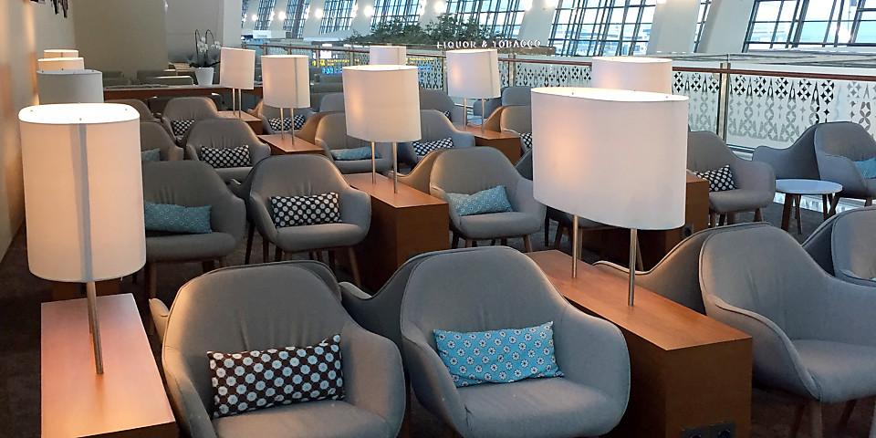 Garuda Indonesia Business Class Lounge (CGK)