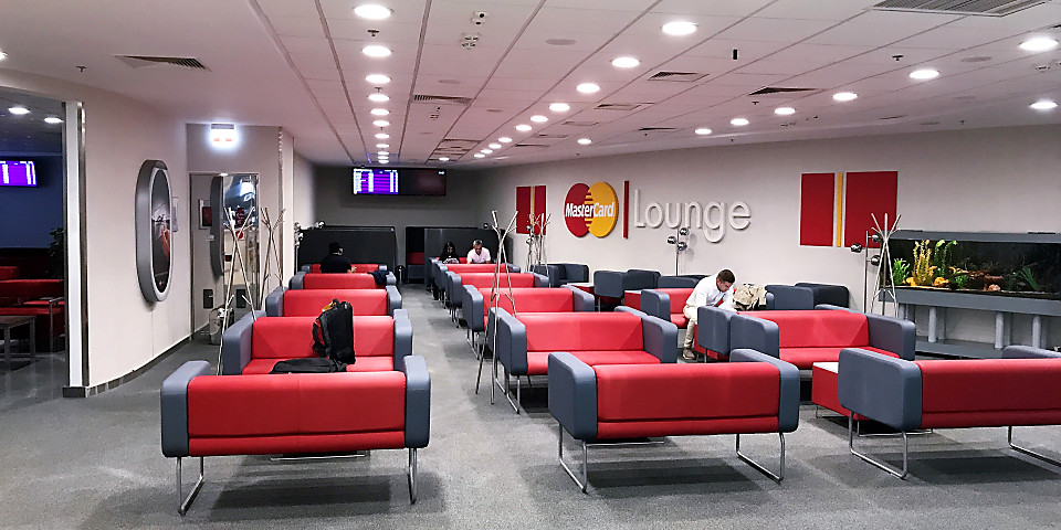 Mastercard Business Lounge (KBP)