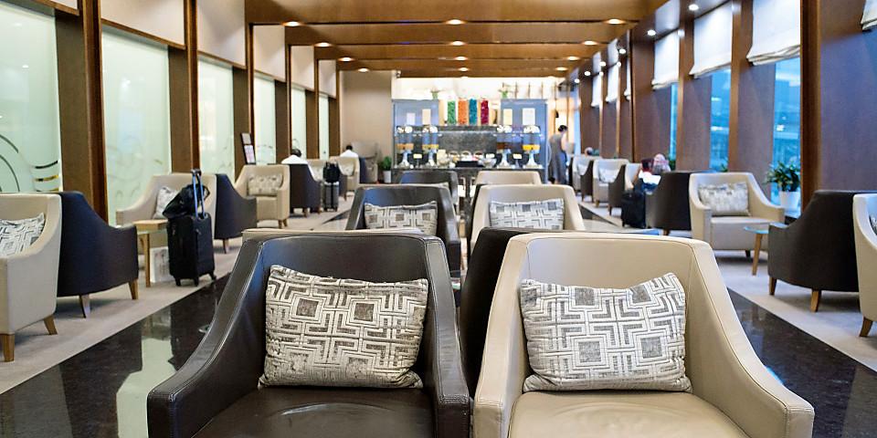 Air China Lounge (Gate 117) (TSN)