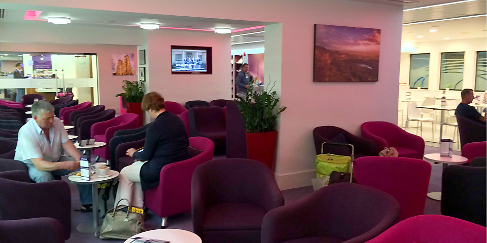 Yorkshire Premier Lounge (LBA)