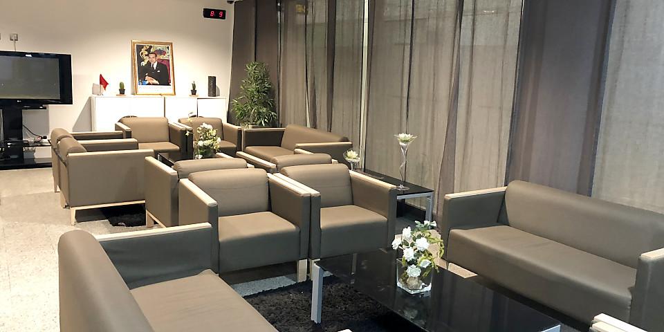 Pearl Lounge (Arrivals) (CMN)