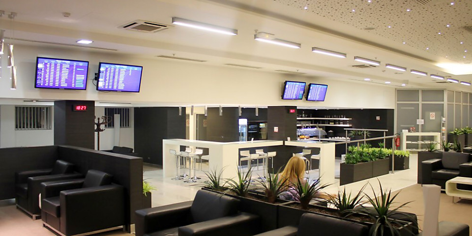 The Business Lounge (BEG)