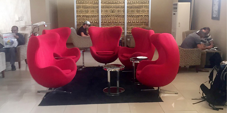 Kenya Airways Simba Lounge (NBO)