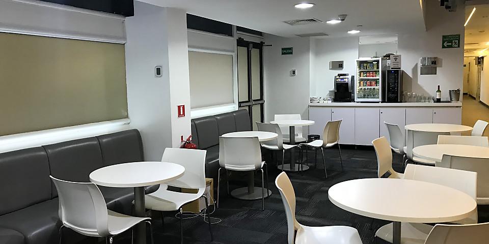 Avianca Sala VIP (SCL)