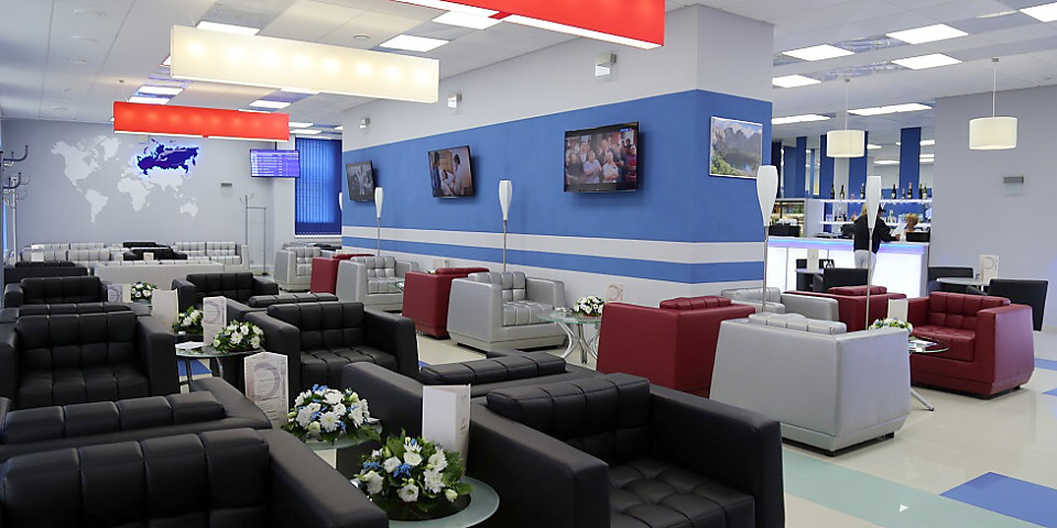 Khabarovsk Novy Airport Domestic Business Lounge (KHV)