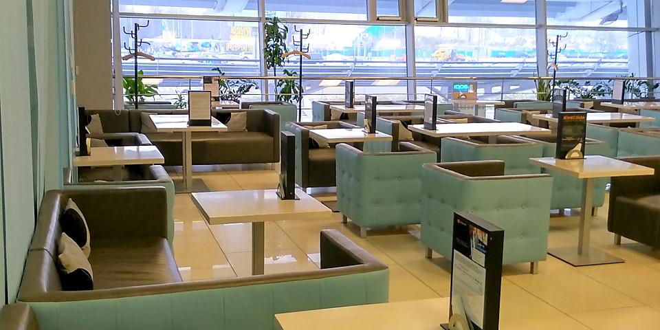 West Lounge (IEV)