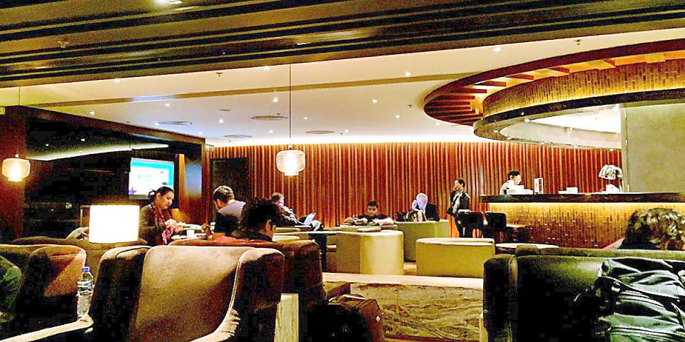 Plaza Premium Lounge (East Hall) (HKG)