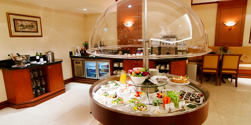 The Emirates Lounge (Closed for Renovation) (SIN)